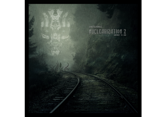 """Nuclearization 2"" (Dark Ambient) by Emitremmus. © Takusama Records and Emitremmus."