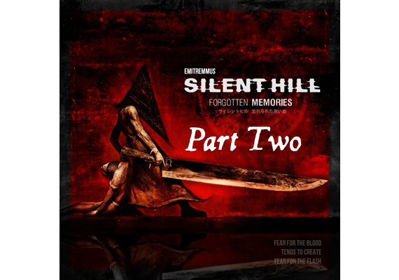 """Silent Hill : Forgotten Memories"" (Dark Ambient) by Emitremmus. © Takusama Records and Emitremmus."