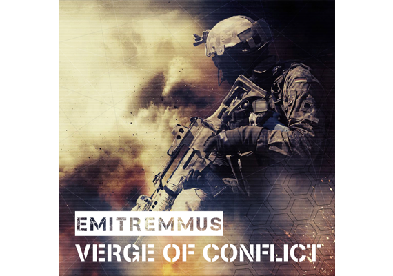 """Verge Of Conflict"" (Symphonic Dubstep) by Emitremmus. © Takusama Records."